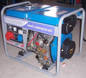 Diesel Generator 4.6kw/5kw (ADP6500E)