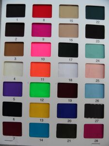 Waterproof and Fireproof High Quality Lycra Fabric pictures & photos