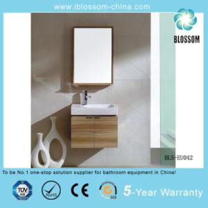 MDF European Bathroom Cabinet, Vanity, Furniture (BLS-EU042) pictures & photos