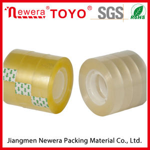 Professional Manufacturer Water Based Acrylic BOPP Stationery Tape pictures & photos