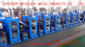 Wg114 Steel Tube Mill Machine pictures & photos