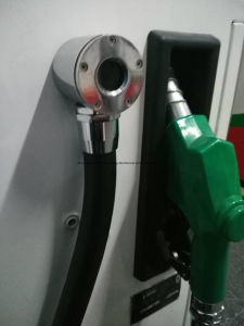 Filling Station Double LCD Displays Single Nozzle pictures & photos