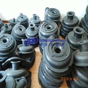 Rubber Cover Plate Liner for Slurry Pump pictures & photos