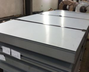 Galvanized Steel Sheet Galvanised Steel Sheet/Plate Z80g pictures & photos