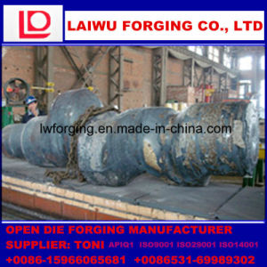 Main Device of Metallurgy and Equipment The Forged Crankshaft Open Die Forging Process pictures & photos