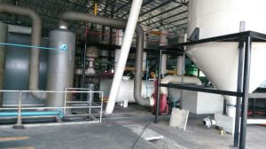 Latest Waste Rubber Continuous Pyrolysis Plant with Ce and ISO pictures & photos