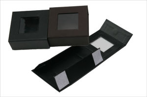 Delicate Foldable Gift Paper Package Cosmetic Box pictures & photos