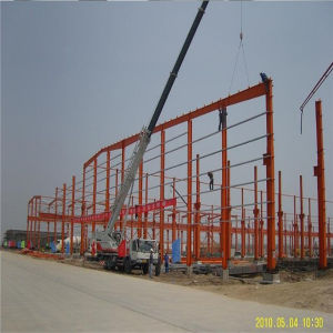 Steel Structure Building for Workshop or Warehouse (LTX354) pictures & photos