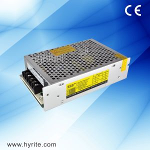 Hyrite Indoor LED Driver 50W 12V AC/DC Indoor Metal Casing Constant Voltage LED Power Supply with CCC pictures & photos
