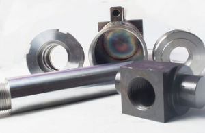 Metal Part CNC Precision Machining and Turned Part pictures & photos