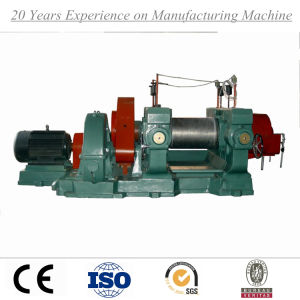 Two Roll Open Rubber Mixing Mill/Xk-560 Two Roller Mixer pictures & photos