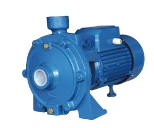 China Double-Suction Centrifugal Water Pump with 2 Impellers (SCM2 ...