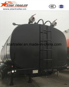 3 Axles Bituman Tanker Trailer pictures & photos