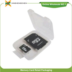16GB 32GB 64GB 128GB Micro SD Memory Card Class 10 with Plastic Box pictures & photos