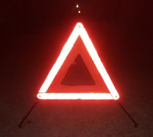 Traffic Road Signs Warning Triangles
