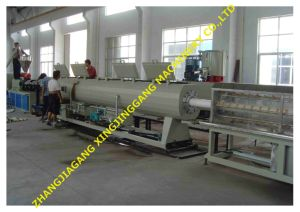 PVC Pipe Production Lines 20-800mm pictures & photos
