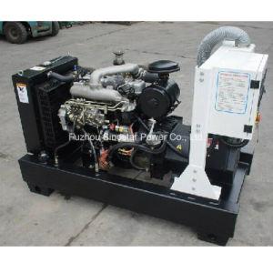 20kw 25kVA Isuzu Diesel Generator with 4jb1 Engine pictures & photos