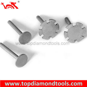 Shank Sculpture Diamond Saw Blade for Carving Stone pictures & photos