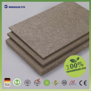 Plain MDF Board Raw MDF Board Formaldehyde-Free Furniture Board pictures & photos
