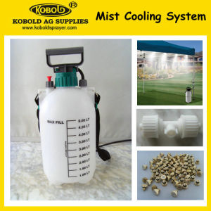 Camping Mist Cooling System, Fog Cooling Sprayer pictures & photos