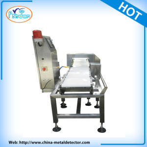Online Food Check Weigher Machine pictures & photos