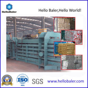 Hydraulic Waste Paper Recycling Machine with Conveyor Belt (HFA10-14) pictures & photos