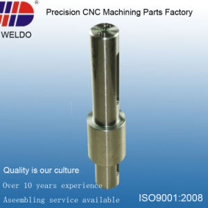 OEM Steel Processing Machinery Precision CNC Lathe Turning Parts pictures & photos