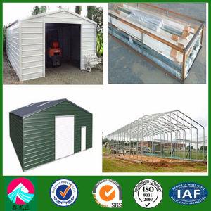 Prefabricated Independent Steel Structureal Garage pictures & photos