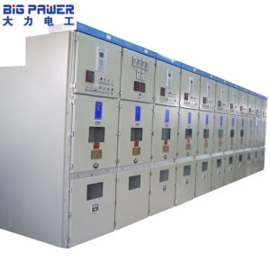 High Voltage Withdrawable Switchgear Kyn Series AC Metal-Enclosed Switchgear pictures & photos