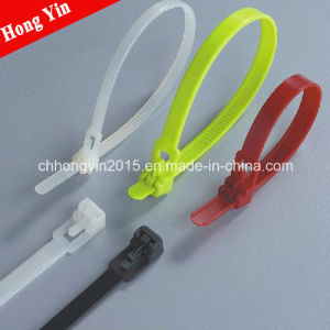 UL Nylon 66 Releasable Cable Tie pictures & photos