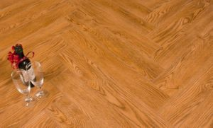 Herringbone Laminate Flooring 821 pictures & photos