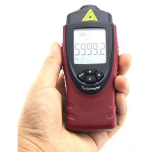 Digital Non Contact Laser Tachometer St8030 pictures & photos