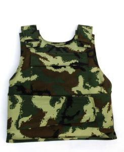 Green Soft Bullet Proof Vest Iiia+2PCS III Ceramic Plates pictures & photos