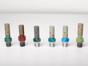 Long Life Finger Bit-Diamond Finger Bits for Drilling-Stone Drilling Bit pictures & photos