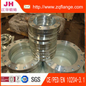 Forged 304/316 Flange/Plat Flange pictures & photos