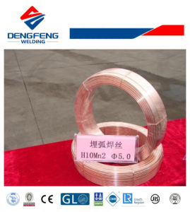 Em12 Em12k H08mna Submerged Arc Welding Wire