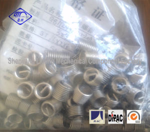 St16X2 Wire Thread Insert Fasteners in Plastic Bag