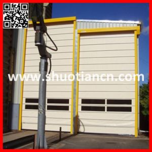 PVC Plastic Food Industrial Fast Rolling Shutter pictures & photos