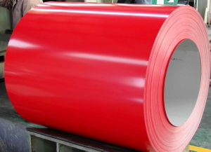 Ral Colored Galvanized PPGI Steel Coil