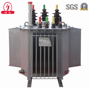 11kv Triangle Winding Iron Core Transformer pictures & photos