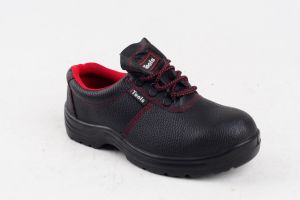 S1p Cow Split Leather Safety Shoes Sy5007 pictures & photos