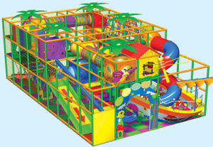 Best Selling Indoor Playground Castle Equipments for Kids (TY-9083A) pictures & photos