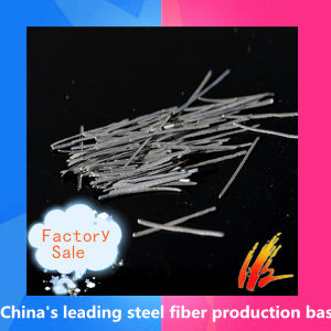 Hot Sale Melt Extracted Steel Fiber for Refractory Industry pictures & photos