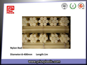 Extruded Nylon Rod, White Nylon Rod pictures & photos