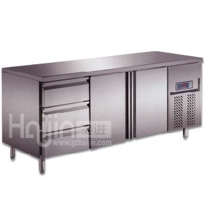 Commercial Kitchen Equipment on Commercial Refrigeration Equipment Kitchen Refrigerated Workbench