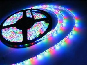 RGB LED Strip Waterproof SMD LED Light pictures & photos
