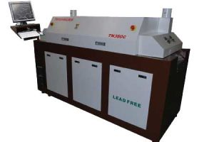10 Zones Hot Air Lead Free Reflow Oven (TN350C) pictures & photos