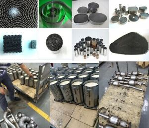Metallic Catalyst for Catalytic Converter of Car Exhaust System pictures & photos