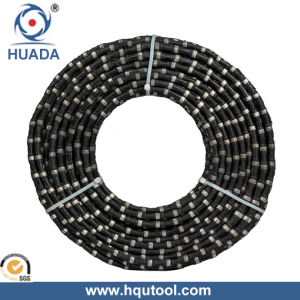 Diamond Cutting Wire for Granite Quarry pictures & photos