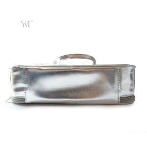 Women Beauty Shopping Fashion Brand   PVC  Leather Cosmetic Makeup Bag  pictures & photos